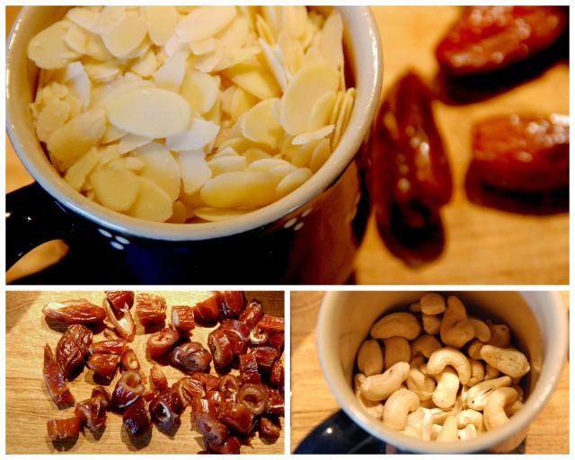 Nüsse & Datteln
