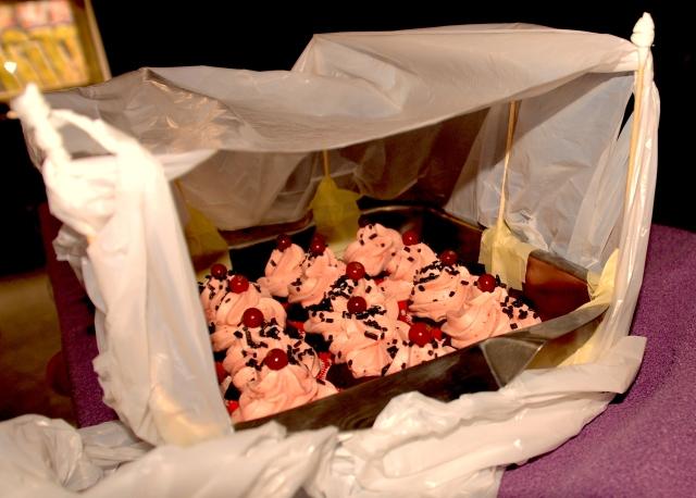 Cupcake Tent
