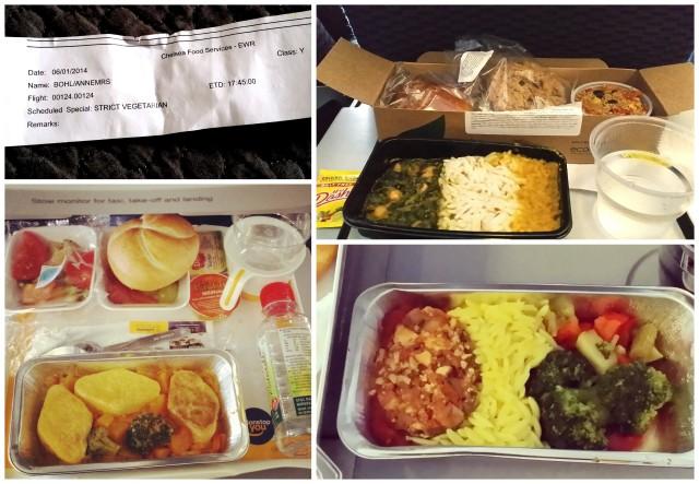 Plane-food