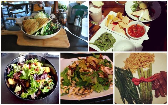 Salad & Veggies