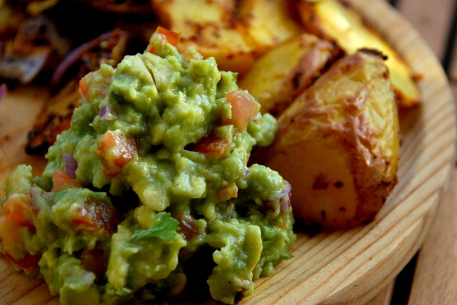 Guacamole & Potatoes